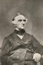 Justus von Liebig, German chemist, 1866. Artist: Unknown