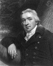 Edward Jenner, English physician, 1837. Artist: Unknown