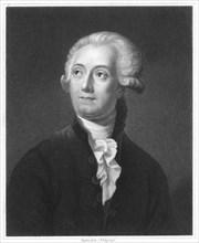 Antoine Laurent Lavoisier, French chemist, 18th century, (1835). Artist: Unknown