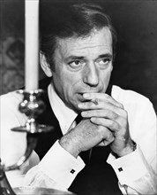 Yves Montand (1921-1991), French singer and actor. Artist: Unknown