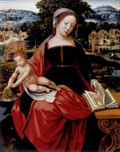 'Virgin and Child', 16th century.  Artist: Anon