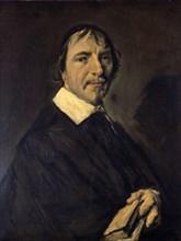 'Herman Langelius', c1660. Artist: Frans Hals