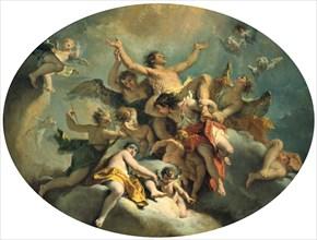 'The Glorification of St Sebastian', late 17th/early 18th century. Artist: Sebastiano Ricci
