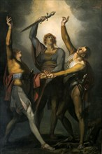 'The Oath of the Rutli', 1778-1781. Artist: Henry Fuseli