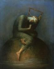 'Hope', 1886. Artist: George Frederick Watts