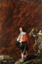 'Portrait of a gentleman in Italy', 1630. Artist: Wolfgang Heimbach