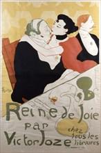 'Reine de joie' ('Queen of Joy'), 1892. Artist: Henri de Toulouse-Lautrec
