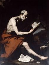 'Saint Jerome', 17th century. Artist: Jusepe de Ribera