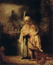 'David and Jonathan', 1642. Artist: Rembrandt Harmensz van Rijn
