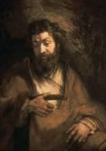 'Simon the Apostle', 17th century. Artist: Rembrandt Harmensz van Rijn