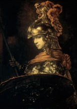 'The Guard', 17th century. Artist: Rembrandt Harmensz van Rijn
