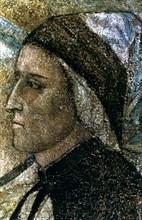 'Portrait of Dante Alighieri', c1287-1337. Artist: Giotto