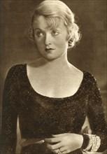 Constance Bennett, American actress, 1933. Artist: Unknown