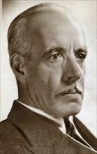 Lewis Stone, American actor, 1933. Artist: Unknown
