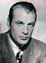 Gary Cooper, American actor, 1934-1935. Artist: Unknown