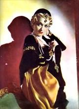 Constance Bennett, American actress, 1934-1935. Artist: Unknown