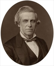 William Bowman, Fellow of the Royal Society, 1880.Artist: Lock & Whitfield