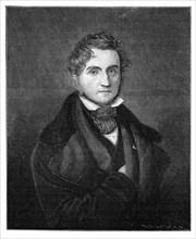 Justus von Liebig (1803-1873), German chemist, 1900. Artist: Unknown