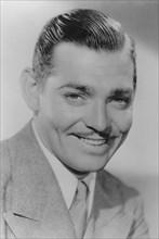 Clark Gable (1901-1960), American actor, c1930s. Artist: Unknown