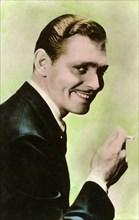 Clark Gable, American actor, 20th century. Artist: Unknown