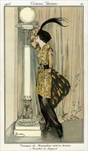 French fashions of the 20th century, 1913 (1938). Artist: Unknown