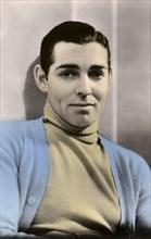 Clark Gable (1901-1960), American actor, 20th century. Artist: Unknown