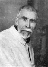 Pierre Paul Emile Roux, French physician, bacteriologist and immunologist, 1928. Artist: Unknown