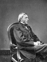 Joseph Louis Gay-Lussac, French physicist and chemist, 1848. Artist: Unknown