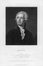 Antoine Lavoisier, 18th century French chemist, 19th century.  Creator: CE Wagstaff.