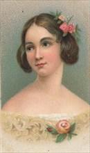 Johanna (Jenny) Maria Lind (1820-1887), Swedish opera singer, 1911. Artist: Unknown.