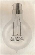 The Ediswan Pointolite, c1916. Artist: Unknown