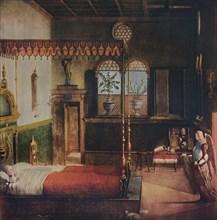 The Dream of St Ursula, 1495, (1911).