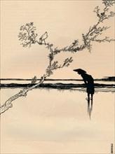 'The Nightingale', 1897. Artist: W Heath Robinson.