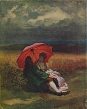 'Summer', c1862. Artist: Josef Manes.