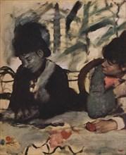 'Au Café', c1875. Artist: Edgar Degas.