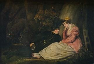 'Paolo and Francesca', c1779. Artist: John Raphael Smith.