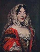 'Princesse des Ursins, Anne Marie de La Tremoille', c1670, (1939). Artist: Unknown.