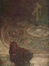 ''Viola: Yet A Barful Strife! Whoe'er I Woo, Myself Would Be His Wife.', 1923. Artist: W Heath Robinson.