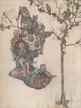 'Then Began The Nightingale To Sing', c1930. Artist: W Heath Robinson.