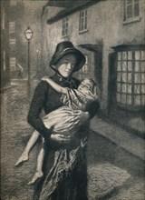 'The Good Samaritan', 1911, (1912). Artist: Gunning King.