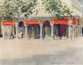 'A Bara Durri at Delhi', 1905. Artist: Mortimer Luddington Menpes.