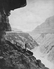 'The Grand Canon of the Colorado',19th century . Artist: Unknown.