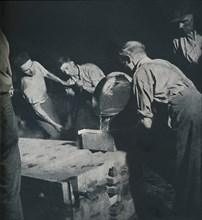'Design for mural', 1941. Artist: Cecil Beaton.