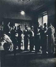 'Inoculation', 1941. Artist: Cecil Beaton.