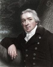 Edward Jenner, English physician, 1837.  Artist: Unknown.