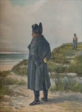 'Napoleon at St. Helena', c1815, (1896). Artist: Unknown.