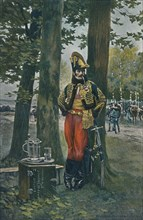 'Antoine Charles Louis Collinet, Count of Lasalle', 1896. Artist: Unknown.