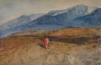 'The Shepherd Landscape', 1923. Artist: John Sell Cotman.