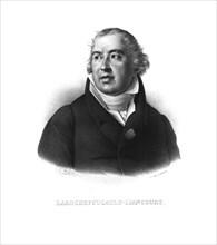 François Alexandre Frédéric, duc de la Rochefoucauld-Liancourt, (c1820s).  Artist: Zéphirin Félix Jean Marius Belliard.