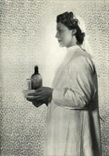 'Nursing Orderly', c1943. Creator: Cecil Beaton.